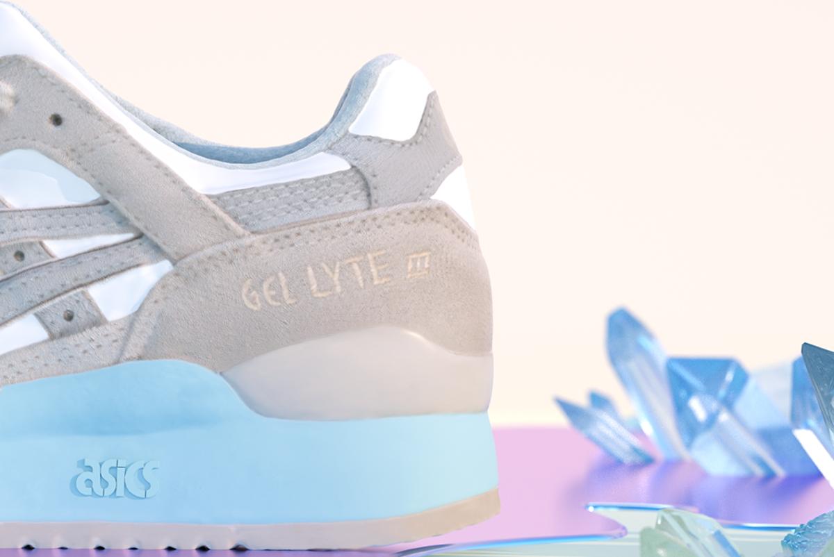 GEL-Lyte III Agate Pack