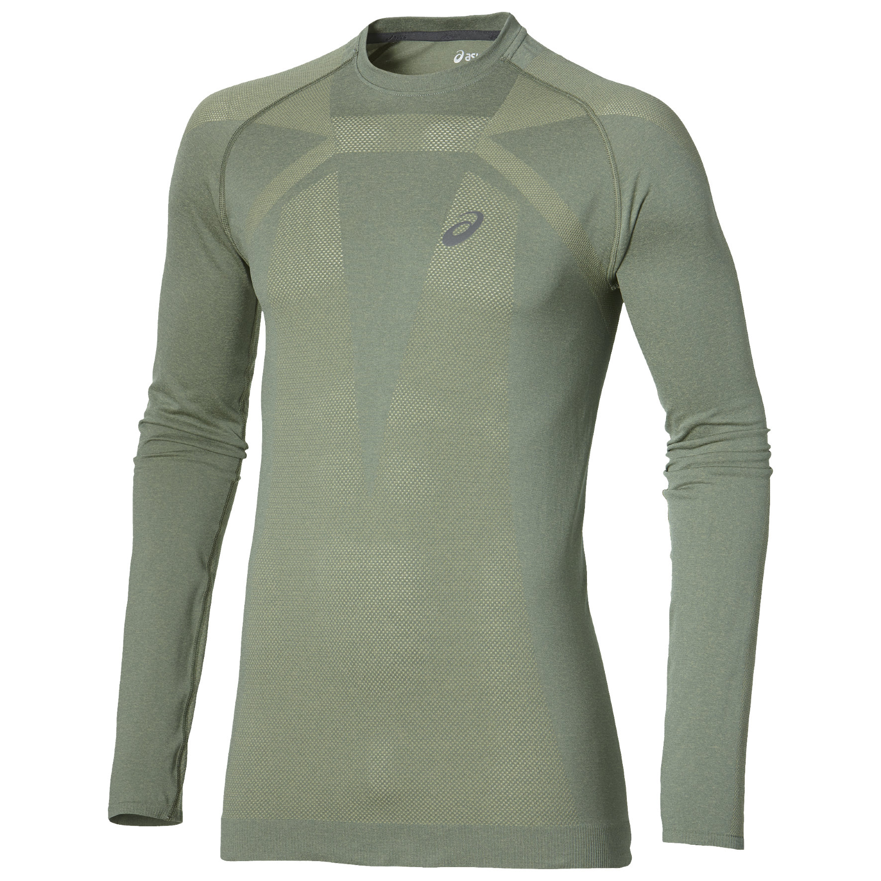 SEAMLESS LONG-SLEEVED TOP Men