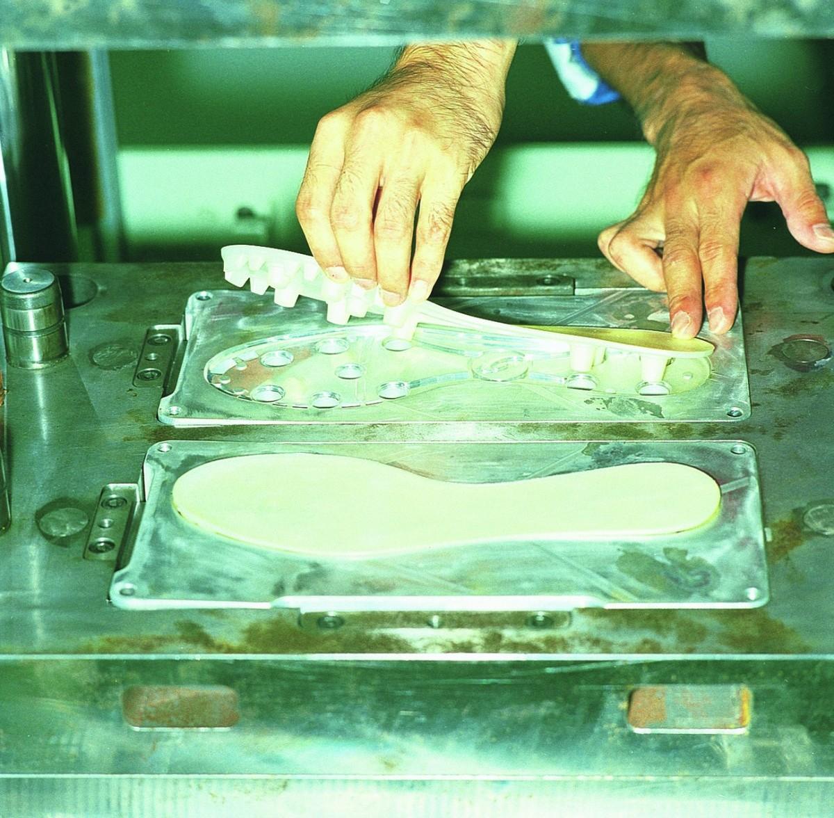 Herstellung von Materialien