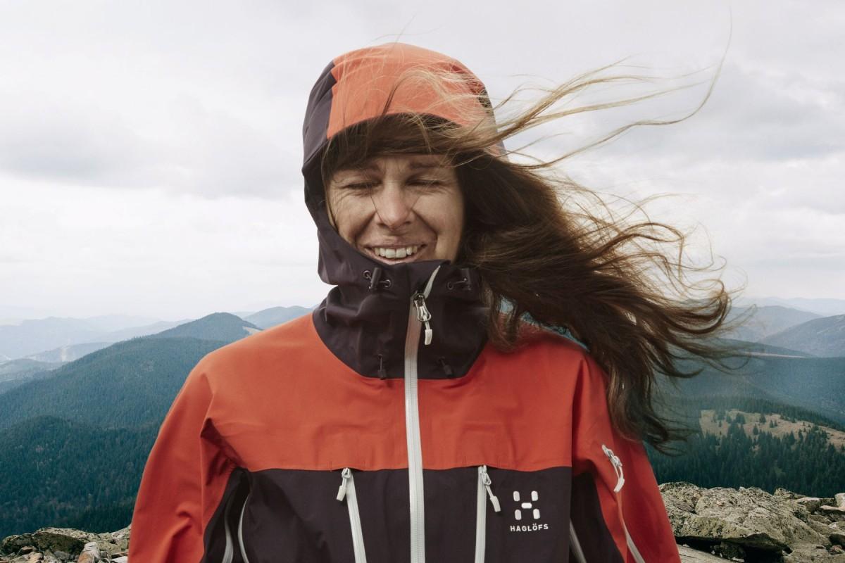 CONTEST: Zeig dein windigstes Foto auf Instagram mit dem Tag #haglofsbeatthewind und gewinne eine SPITZ Jacket