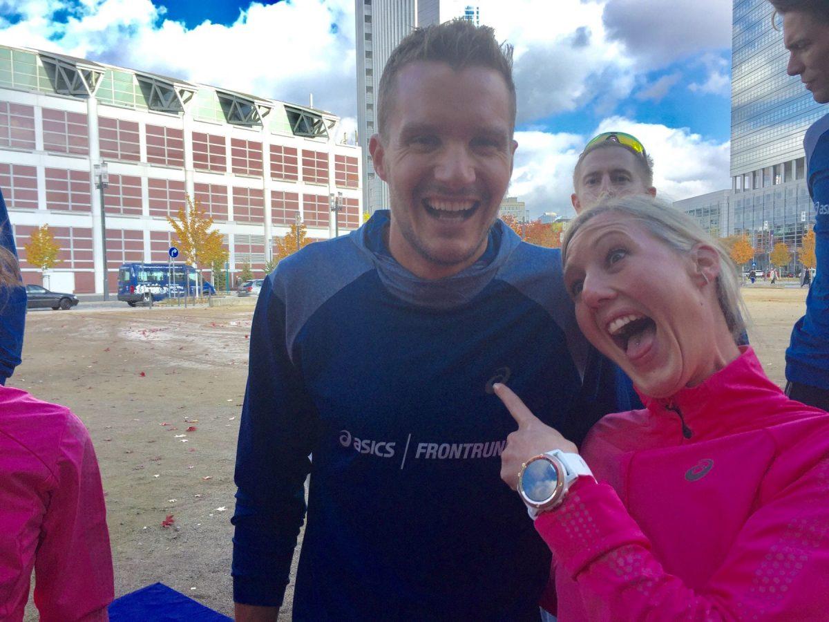Jan Fordeno, Fodo, Mainova Frankfurt Marathon, ASICS, ASICS Frontrunner