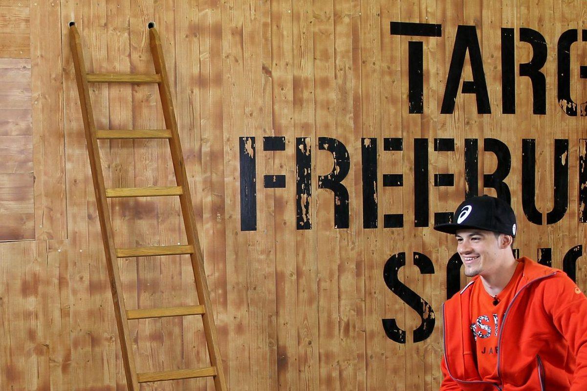 Die Target Freerunning School in Esslingen ist sein Baby