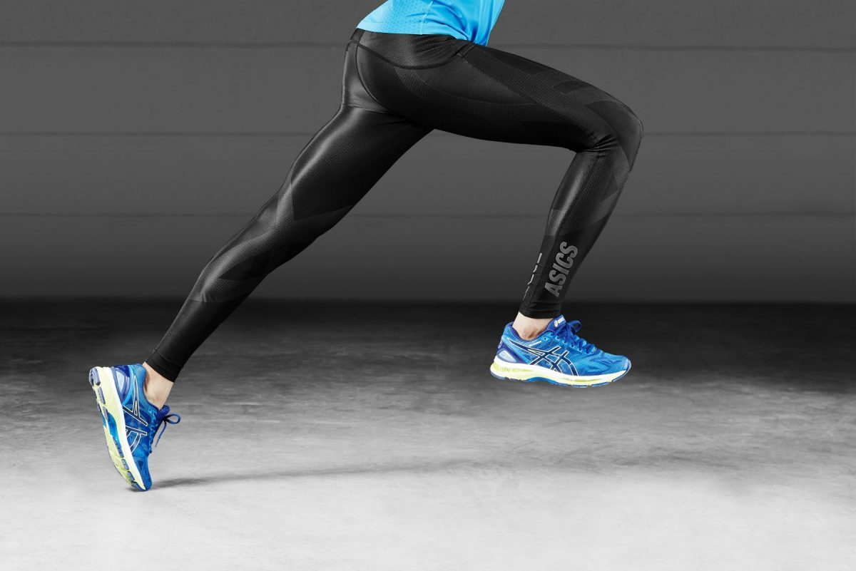 ASICS FINISH ADVANTAGE TIGHT – Der entscheidende Vorteil