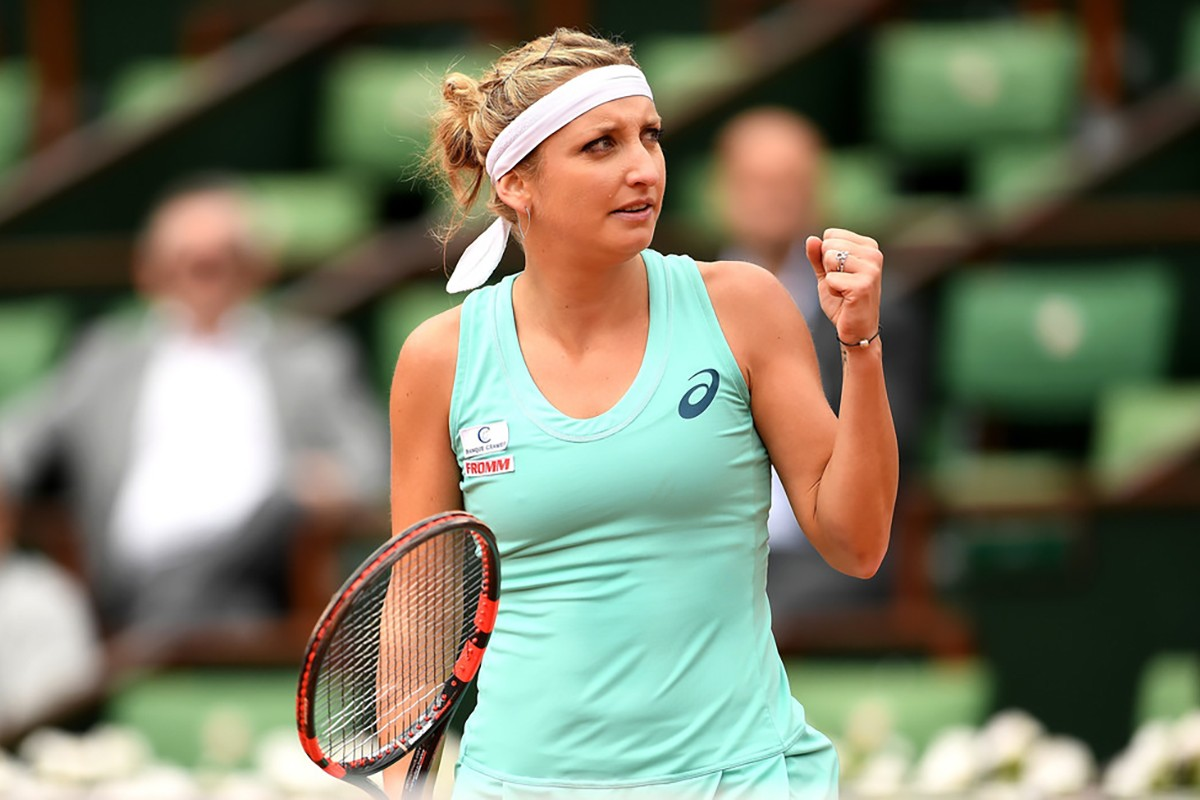 Timea French Open 16