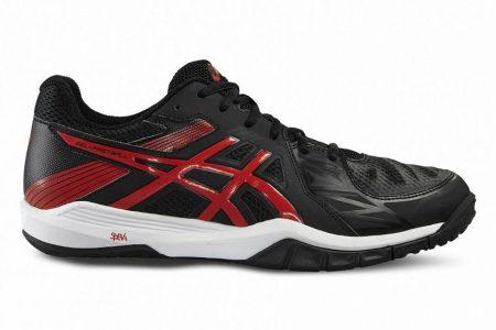 ASICS GEL-Fastball 2: Dieser Schuh ist Andys treuer Begleiter auf dem Weg zum Titel.
