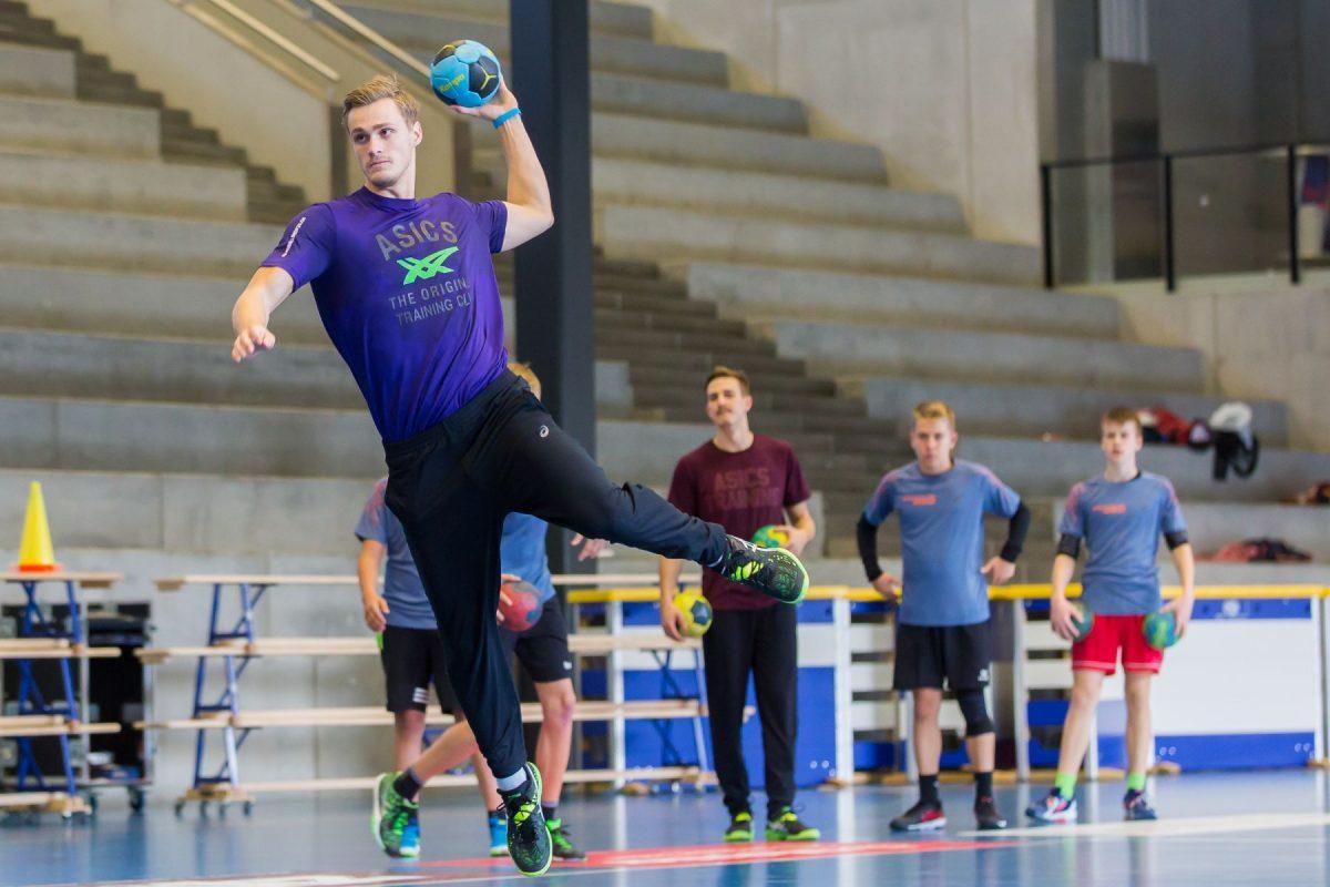 Sportheon Hanballcamp