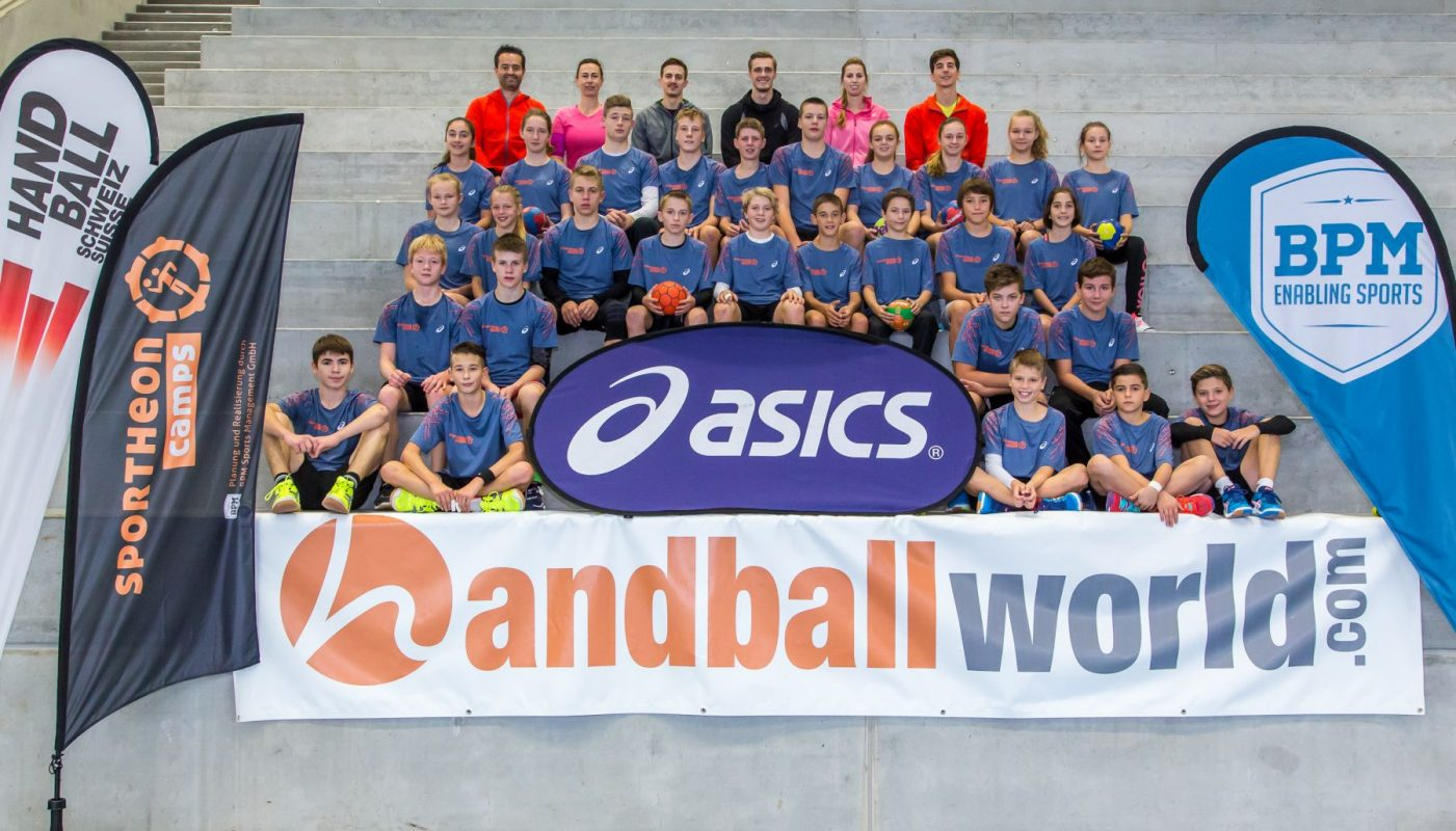 Sportheon Hansballcamp